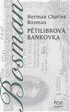 Obálka knihy Pětilibrová bankovka