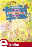 Hravá písmenková škola - obálka