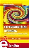 Experimentální hypnóza - obálka
