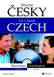 Mluvme česky – Let´s speak Czech – Konverzace (s CD) - obálka