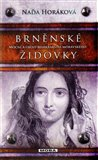 Brněnské Židovky (Mocní a ubozí markrabství moravského) - obálka