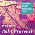 Rok v Provenci (Audiokniha) - obálka
