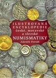 Ilustrovaná encyklopedie české, moravské a slezské numismatiky - obálka