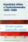 Katolická církev v Československu 1945–1989 - obálka