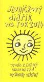 Sluníčkový diářík na rok 2014 - obálka