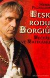 Obálka knihy Lesk rodu Borgiů