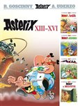 Asterix XIII. - XVI. - obálka