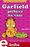 Garfield přibírá na váze (Garfield 1.) - obálka