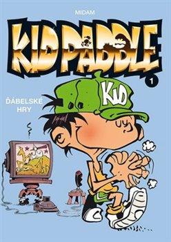 Kid Paddle 1-Ďábelské hry - Midam