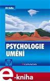 Psychologie umění (Elektronická kniha) - obálka