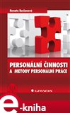 Personální činnosti a metody personální práce - obálka