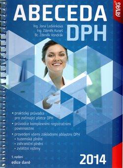 Obálka titulu Abeceda DPH 2014