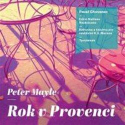 Rok v Provenci, CD - Peter Mayle