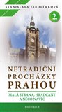 Netradiční procházky Prahou II - obálka