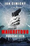 Maigretovo pařížské léto - obálka