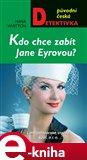 Kdo chce zabít Jane Eyrovou? - obálka