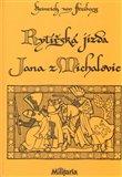 Rytířská jízda Jana z Michalovic - obálka