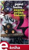 Expres  Praha–Radotín (Adolescentovy zápisky) - obálka