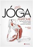 JÓGA - anatomie (Váš ilustrovaný průvodce pozicemi, pohyby a dýchacími technikami) - obálka
