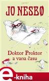 Doktor Proktor a vana času - obálka