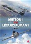 Obálka knihy Meteor I vs létající puma V1