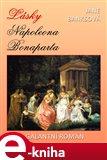 Lásky Napoleona Bonaparta - obálka