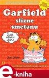 Garfield slízne smetanu - obálka