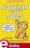 Garfield váží slova - obálka