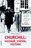 Churchill: vizionář, státník, historik - obálka