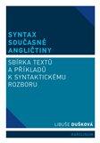Syntax současné angličtiny - obálka