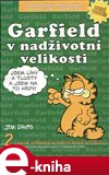 Garfield v nadživotní velikosti - obálka