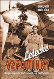 Letecké vzpomínky (Tři příběhy mužů, kteří zasvětili svůj život letectví) - obálka