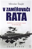 V zaměřovači Rata (Kapitoly z letecké války ve Španělsku) - obálka