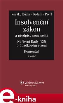 Obálka titulu Insolvenční zákon a předpisy související