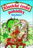Klasické české pohádky - Božena Němcová - obálka
