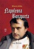 Milostné příběhy Napoleona Bonaparta - obálka