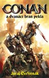 Conan a dvanáct bran pekla - obálka