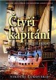Obálka knihy Čtyři kapitáni