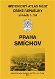 Praha - Smíchov (Historický atlas měst ČR.) - obálka