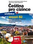 Čeština pro cizince B2 (učebnice a cvičebnice) - obálka