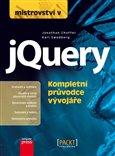 Mistrovství v jQuery (Kompletní průvodce vývojáře) - obálka