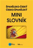 Španělsko-český česko-španělský mini slovník - obálka