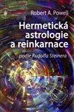 Hermetická astrologie a reinkarnace (Podle Rudolfa Steinera) - obálka
