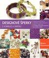 Obálka knihy Designové šperky z korálků a drátku
