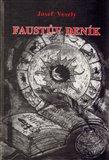 Faustův deník - obálka