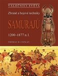 Zbraně a bojové techniky samurajů (1200-1877 n. l.) - obálka