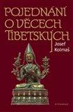 Pojednání o věcech tibetských - obálka