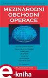 Mezinárodní obchodní operace - obálka