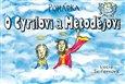 Pohádka o Cyrilovi a Metodějovi - obálka