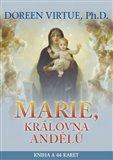 Marie, královna andělů - obálka